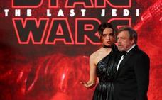 Hamill lamenta su crítica al Luke Skywalker de 'Los últimos jedi'