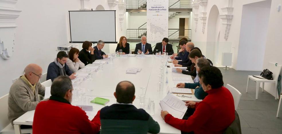 La Mesa de Alcaldes consensúa medidas para abordar la despoblación