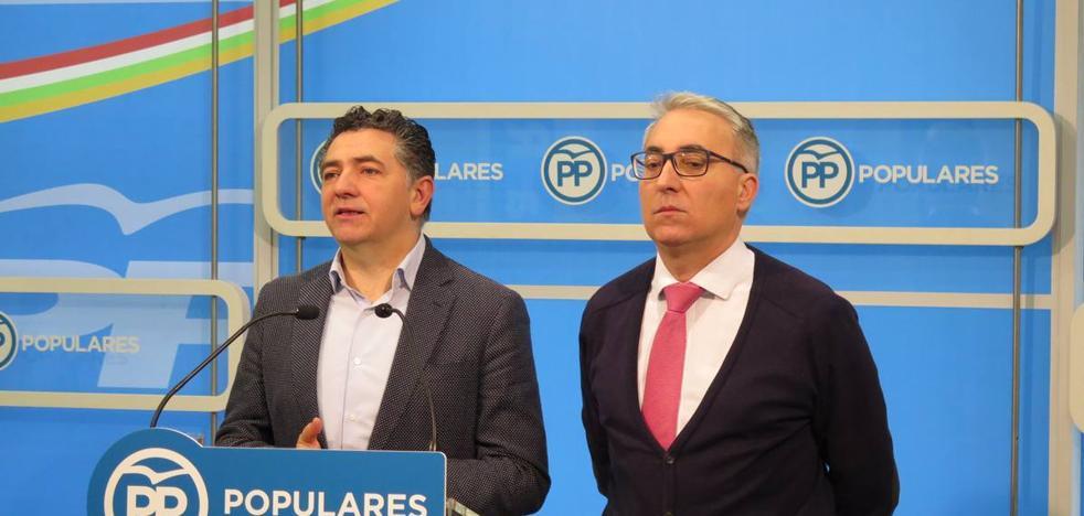 El PP destaca la «responsabilidad» de Fomento por «entender» las demandas de La Rioja