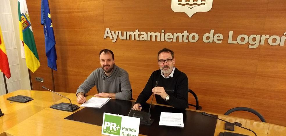 El PR+ propone primar la calidad del Circuito de Carreras de Logroño para aumentar la participación