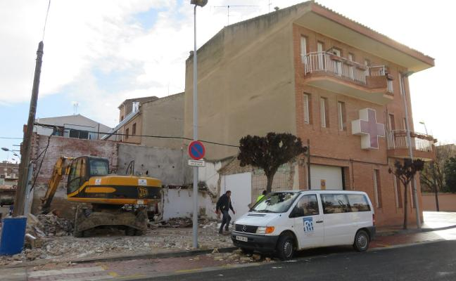 Cruz Roja inicia la ampliación de su sede y servicios