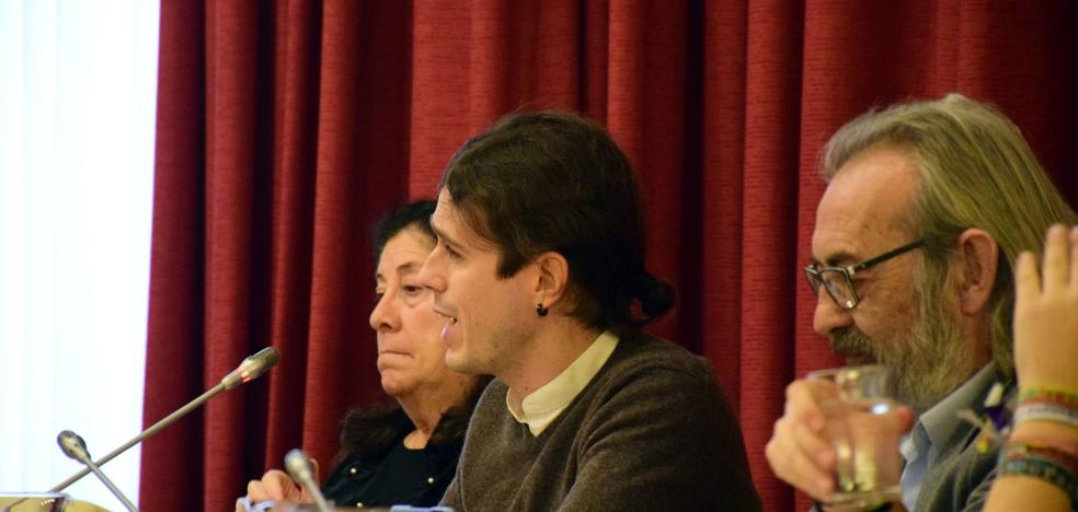 Cambia Logroño lamenta que Gamarra «venda una realidad paralela» de la ciudad