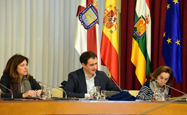 Logroño renueva el convenio con el Gobierno riojano para la extinción de incendios