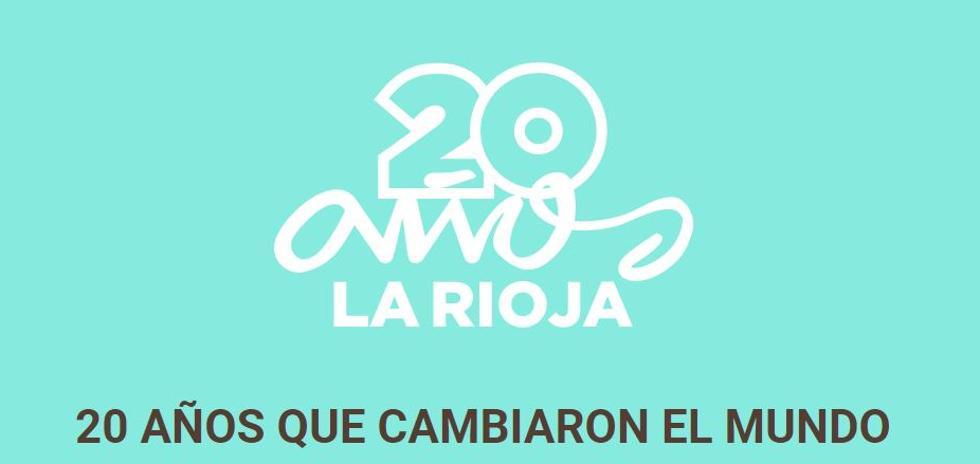 Veinte años de la web de Diario LA RIOJA