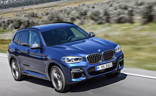 BMW X3, lujo y deportividad