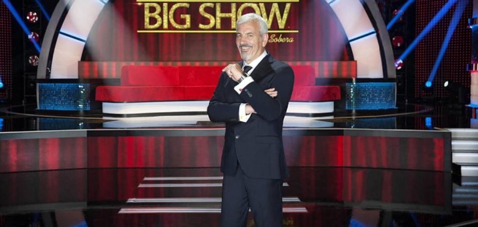 Sobera y 'Little Big Show' lideran la noche del viernes