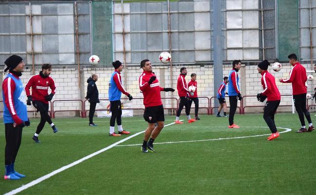 La UD Logroñés prepara su retorno liguero ante el Athletic B