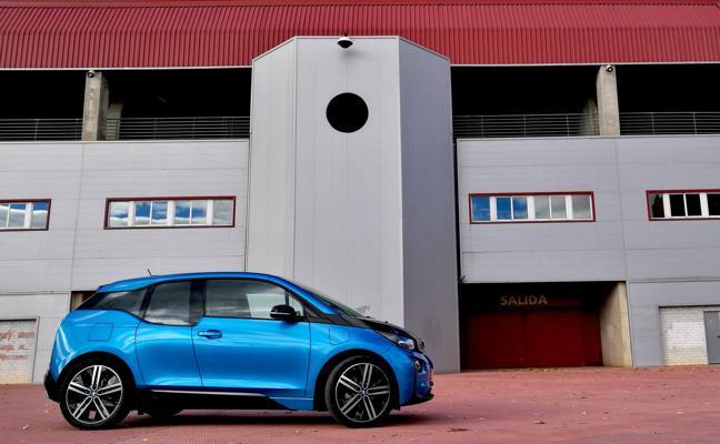 Logroño-Madrid-Logroño en coche eléctrico