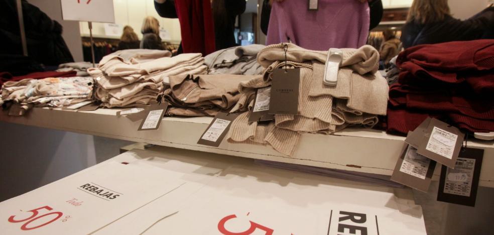 Las rebajas propiciarán 780 contratos en La Rioja, según Randstad