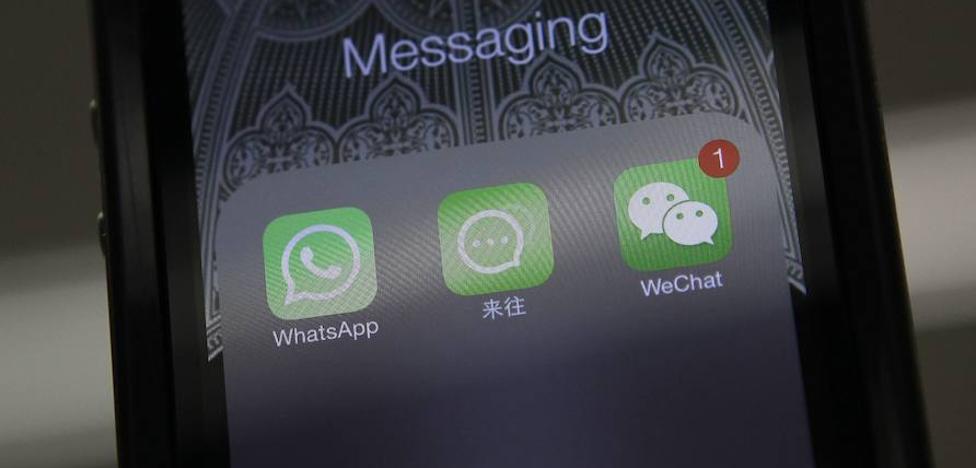 Whatsapp bate en Nochevieja su récord mundial con 75.000 millones de mensajes
