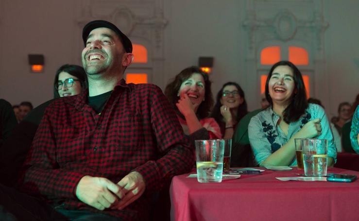 Memento y Cena para dos en el teatro de Actual