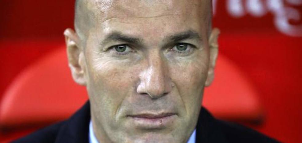 Zidane: «Tuvimos dificultades pero lo que cuenta es el resultado final»