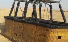 Exteriores aclara que no hay heridos españoles en el accidente de globo en Egipto