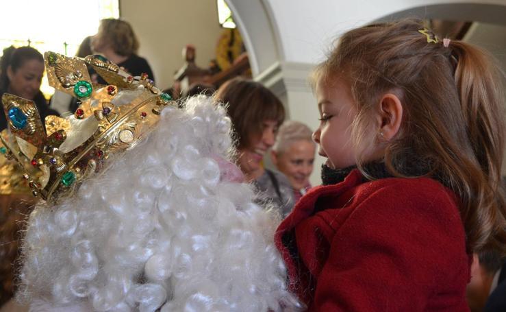 Calahorra recibe a los Reyes Magos