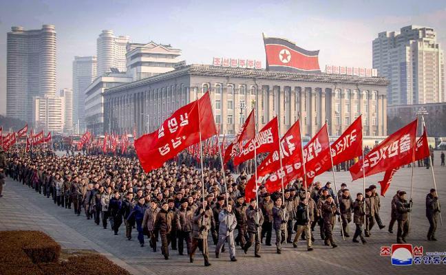 Corea del Norte se ve cada día más cerca de los Juegos de Invierno