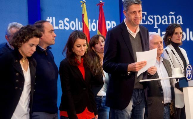 Barones del PP apuestan por cambios en la estrategia del Gobierno y el partido
