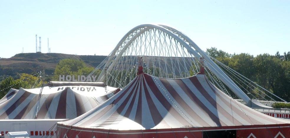 Cambia pide declarar a Logroño ciudad libre de circos y atracciones con animales