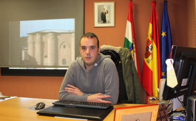 Jonás Olarte asegura que el balance del 2017 en Nájera es «muy satisfactorio»