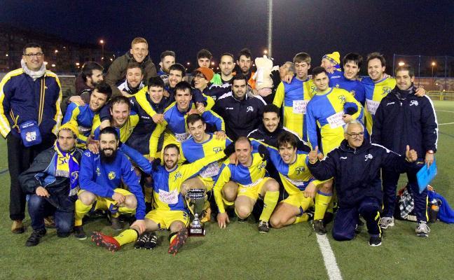 El Alberite alza la Copa con épica
