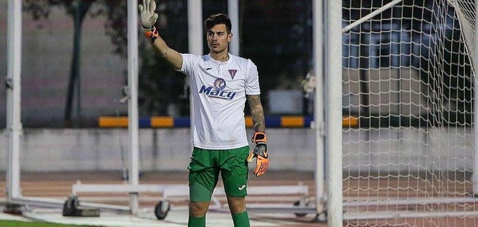 El Calahorra ficha al portero Álvaro Peral