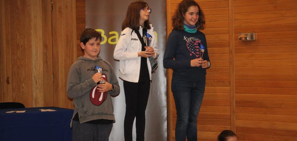 Irene Pellejero gana el XVI Torneo de Reyes de Alfaro