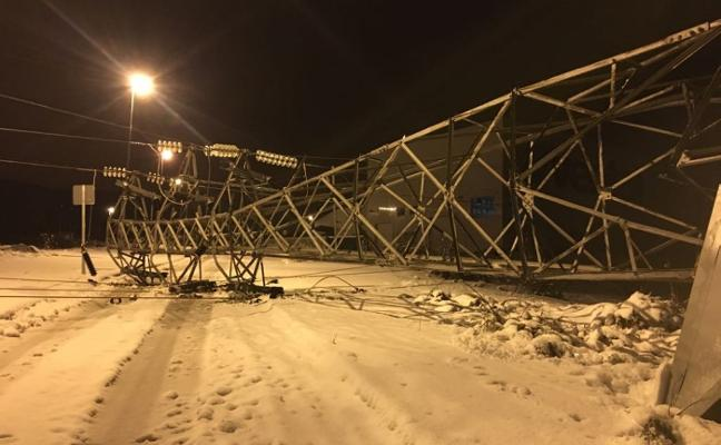 Los 8.500 afectados por el corte de suministro eléctrico recuperan la luz