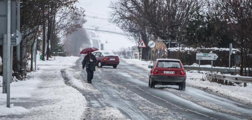 Los termómetros riojanos se moverán entre 1 y 11 grados este miércoles