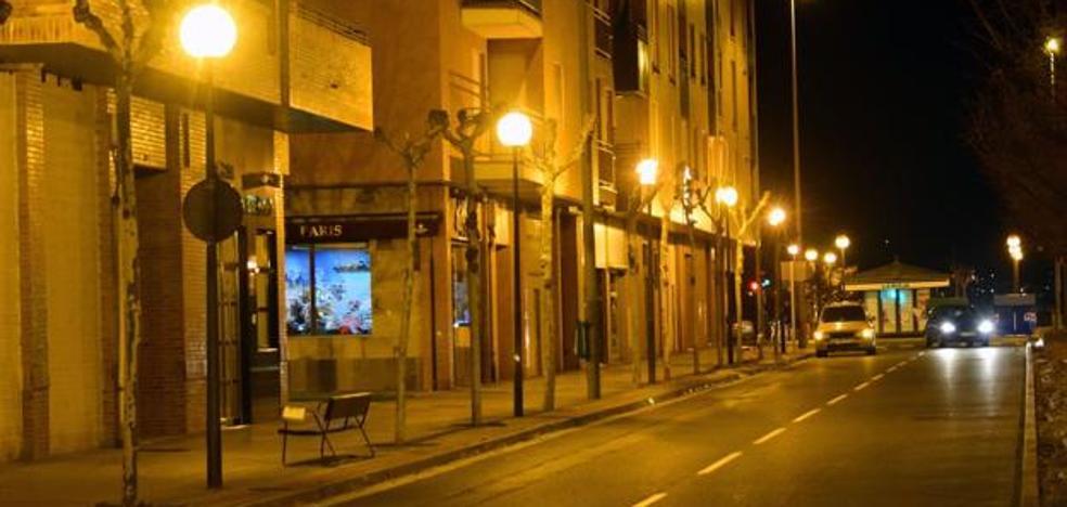 El PR+ critica que Logroño está sin contrato de mantenimiento alumbrado público