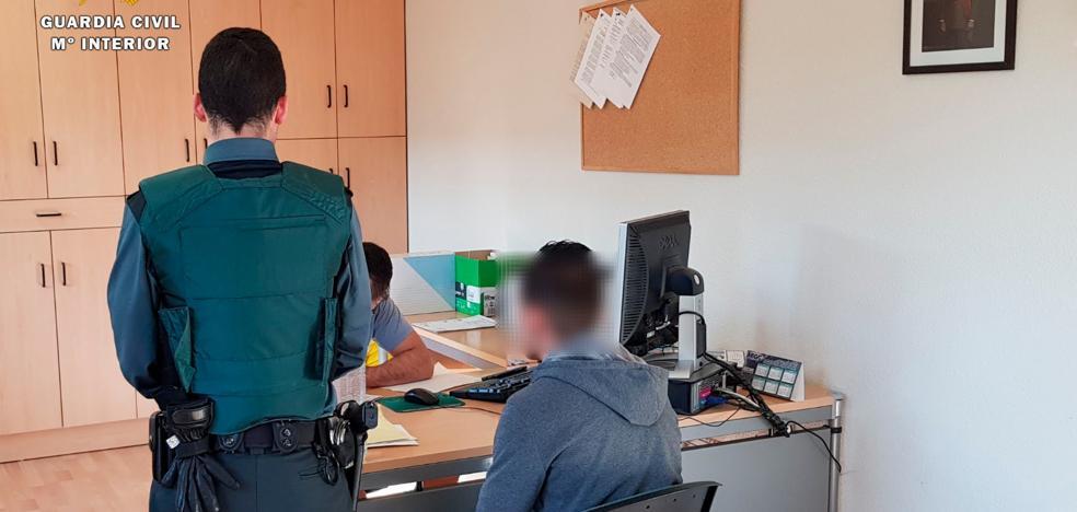 Cuatro detenidos por dar una paliza a un vecino de Autol