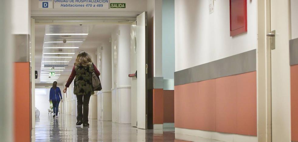 Salud activa el Plan de Contingencia con 13 camas más en el Hospital de La Rioja