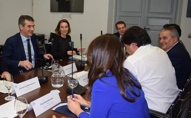 Gamarra valora de forma positiva que Hacienda proponga un nuevo cálculo de la plusvalía