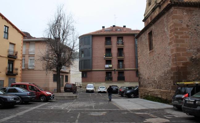 La empresa najerina Proviser Ibérica se ocupará de realizar las obras de la plaza de la Cruz
