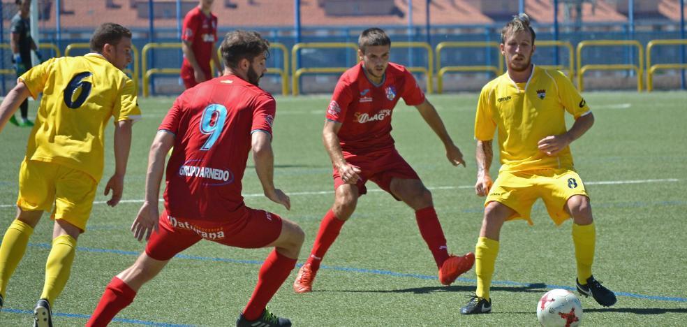 Calahorra y Yagüe disputan hoy en La Planilla el partido aplazado el domingo