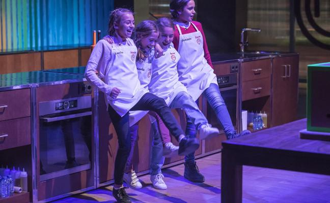 'MasterChef Junior' celebra su final