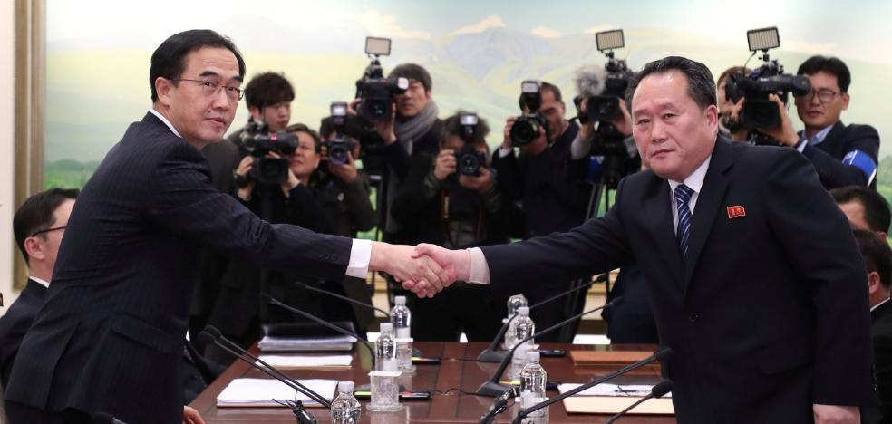 Corea del Norte participará en los Juegos del Sur
