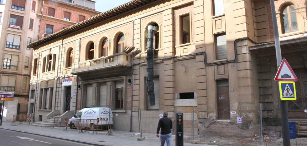 C's defiende que el Nuevo Cinema albergue la Biblioteca Municipal de Arnedo
