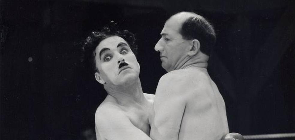 Charles Chaplin protagoniza el primer ciclo del año en la Filmoteca Rafael Azcona