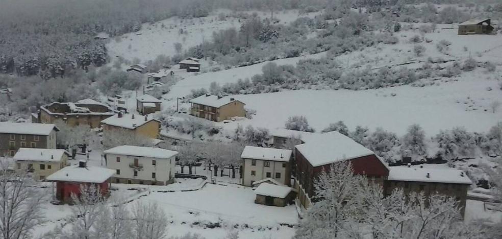 La Rioja, en aviso amarillo por viento y mañana también por nieve