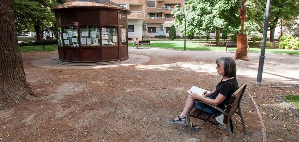 El PR+ pide más puntos de lectura como el del parque del Carmen