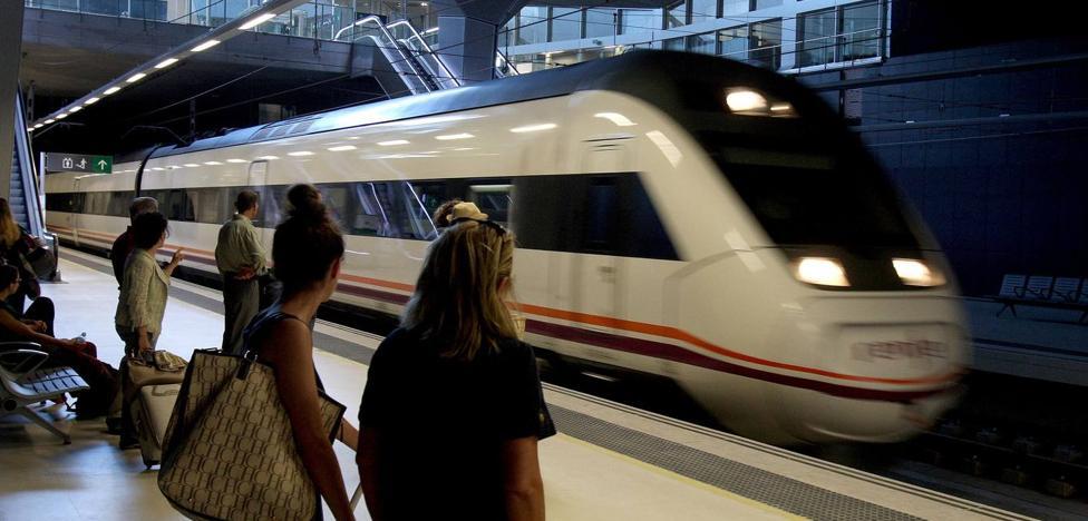 Cambia Logroño recalca que el AVE no es necesario en La Rioja
