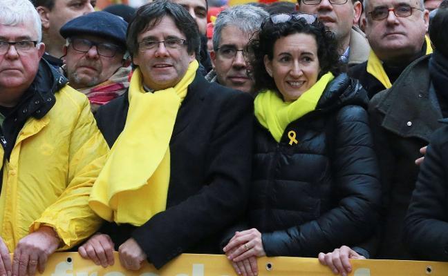 Esquerra se resiste a que Puigdemont la arrastre a la ilegalidad con su investidura