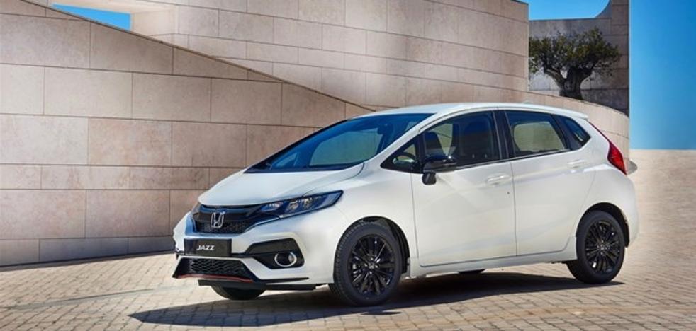 Honda Jazz, nueva gama