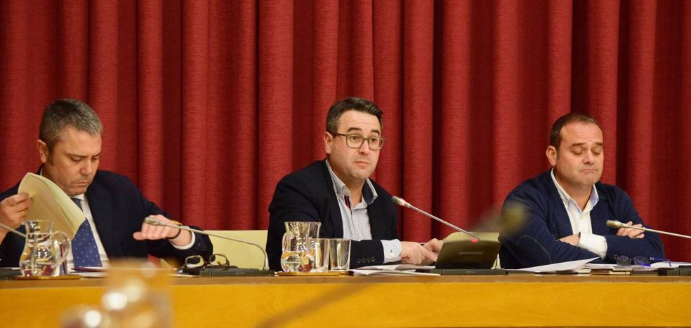 PP y Cambia tumban «por coherencia» la moción de sobre la alta velocidad en el tramo Logroño-Castejón