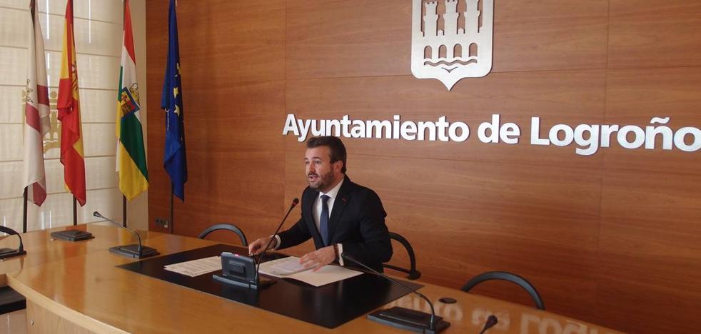 5,6 millones para Innovación y Emprendimiento en Logroño este año