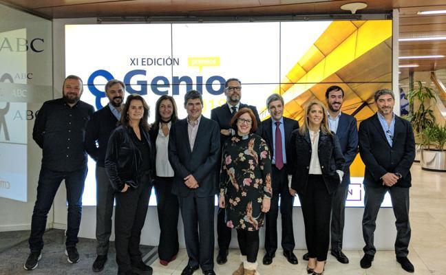 Innovación y Cultura en la XI edición de los Premios Genio de Vocento