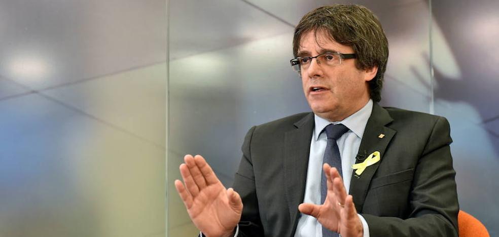 El servicio jurídico del Gobierno descarta la investidura telemática de Puigdemont