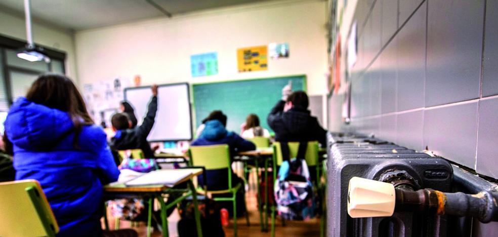 El PSOE propone estudiar la «deficiente calidad» de los materiales de los colegios logroñeses
