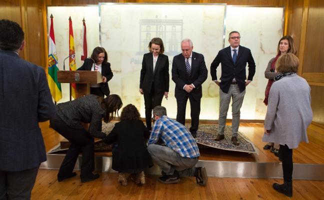 Logroño recibirá este año 2,7 millones del Gobierno riojano por el convenio de capitalidad