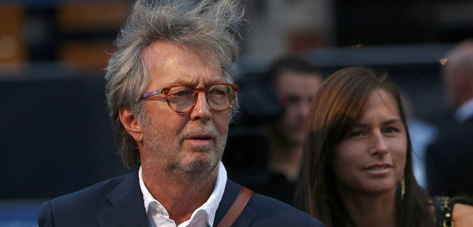 Eric Clapton: «Me estoy quedando sordo y mis manos apenas funcionan»