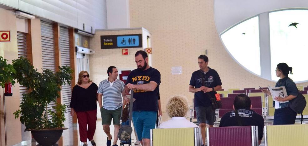 El aeropuerto de Agoncillo superó los 20.000 pasajeros en 2017
